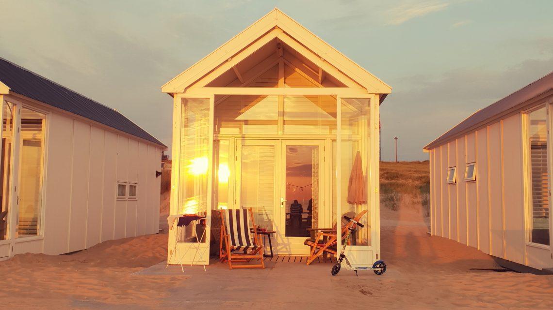 Ein Haus, ein Traumhaus am Strand